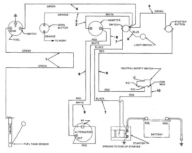 Wiring Diagram Figure