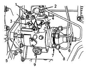 Fuel Injection Pump (Stanadyne) On Type 2 Engines and 7BJRoller - Integrated Publishing