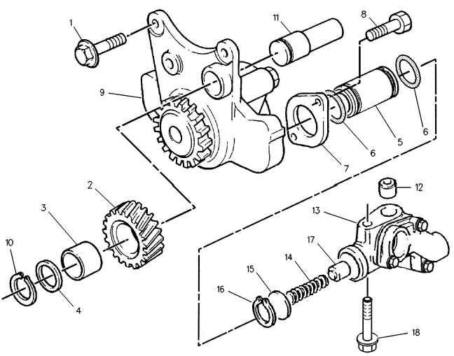 Pump Gp Engine Oil