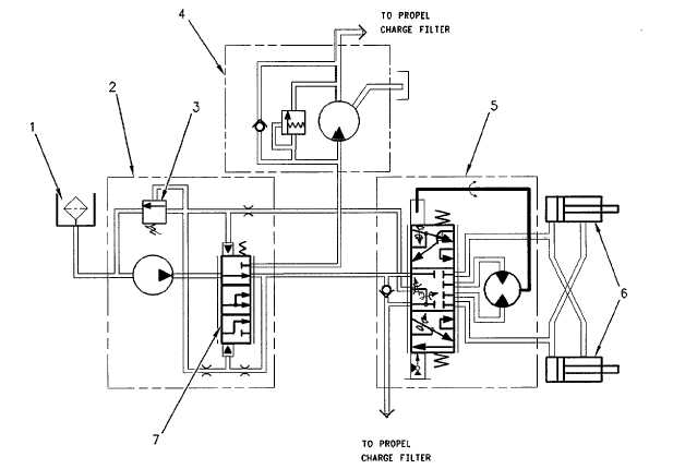 cooling system components diagram